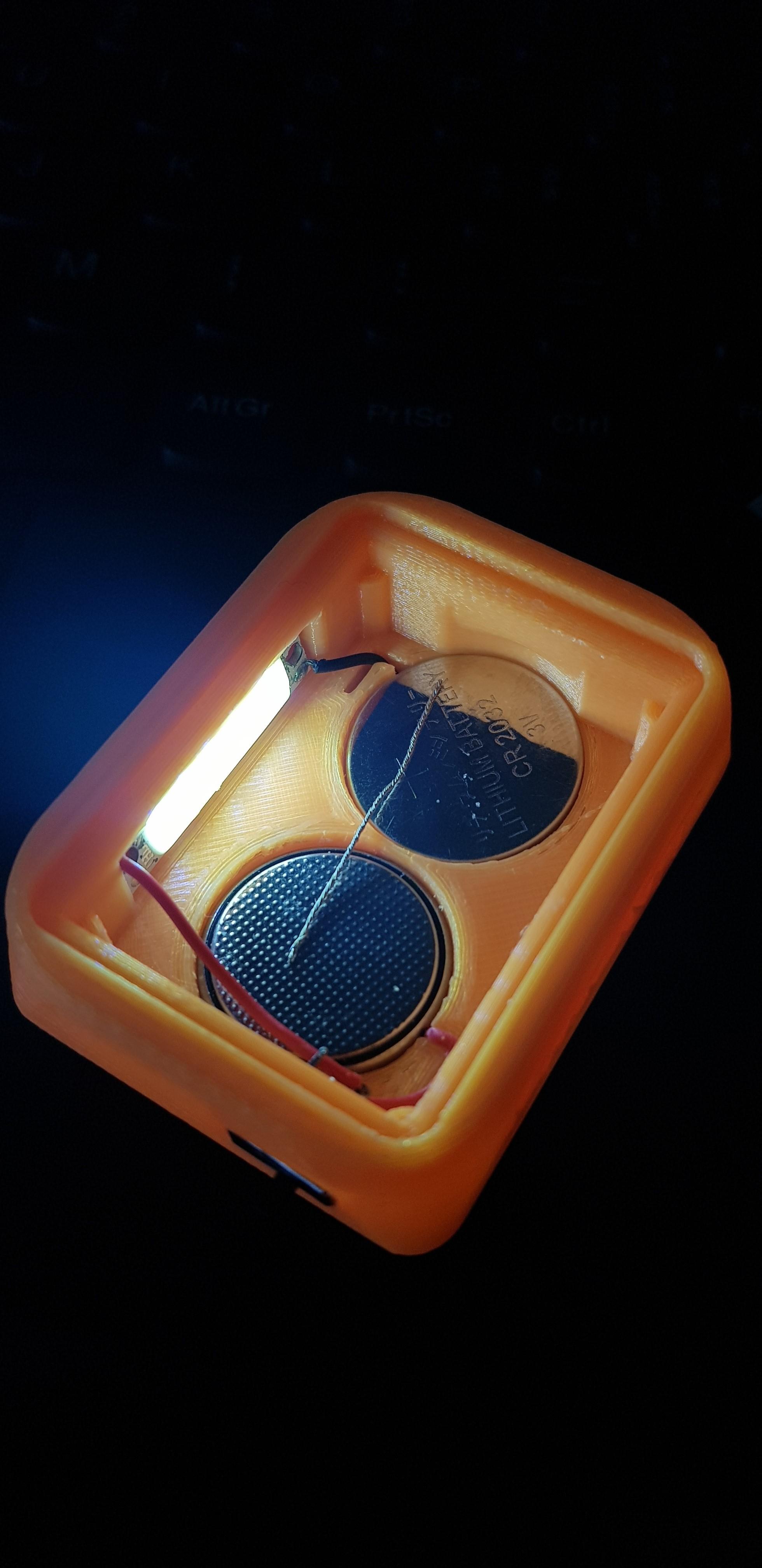 20201015_090346.jpg Télécharger fichier STL Litokey ( Porte-clés ) • Design à imprimer en 3D, Bandy88