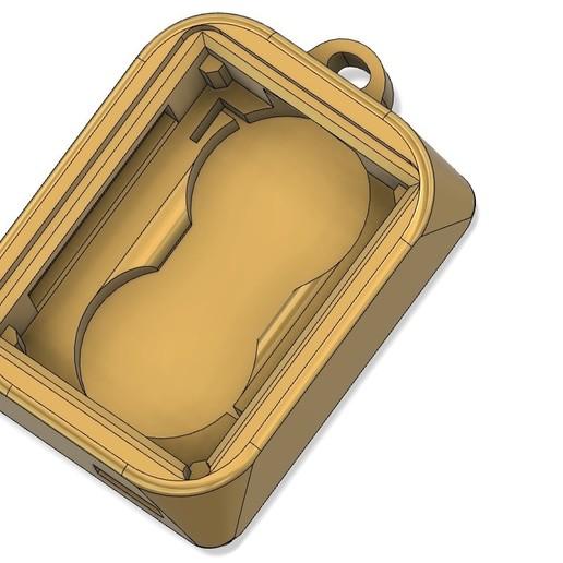 key4.jpg Télécharger fichier STL Litokey ( Porte-clés ) • Design à imprimer en 3D, Bandy88