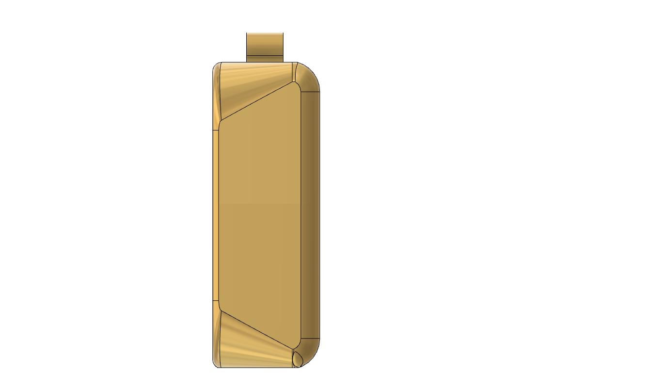 key1.png Télécharger fichier STL Litokey ( Porte-clés ) • Design à imprimer en 3D, Bandy88