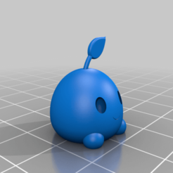 Ozzie_flat_bottom.png Download free STL file Ozzie • Design to 3D print, Leilani