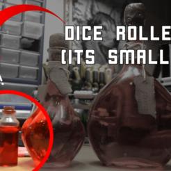 fantastic_high_uqal_thuimbnail.png Download free STL file DND potion dice roller V3 • 3D print design, borgecmedia
