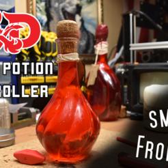 Potion_thumbnail_2.png Download free STL file Dice roller dice V2 • 3D printer design, borgecmedia