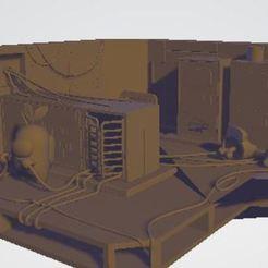 Captura.JPG Download OBJ file Among Us Diorama Electrical • 3D printer template, marioperezglz
