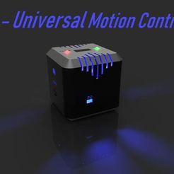 thumbnail_V2.JPG Download free STL file UMC - Universal motion controller • Design to 3D print, brianbrocken
