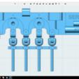 spider_bot_state_1.PNG Download free STL file 8 legged spider robot • 3D print design, brianbrocken