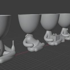 natal 2.png Download STL file Robert Plant NATAL • 3D print design, henrygabriel