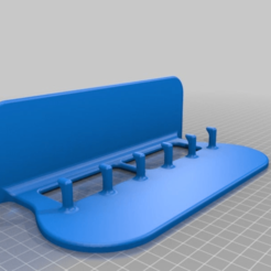 025918ef2c6e29230671191d849d4531.png Download free STL file Key holder ver2019 • 3D printer object, xib