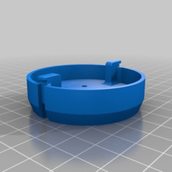 59e414ba53c9629ba7d55d600b36bc26.png Download free STL file Swimming pool floating dispenser new top cover • Template to 3D print, xib
