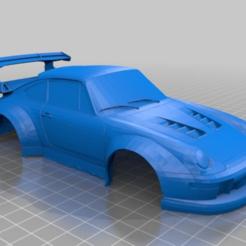 911.PNG Download STL file PORSCHE 911 MINI-Z • 3D printing design, studio3dimensiones