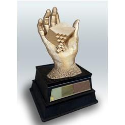 12.jpg Download STL file creation hand • 3D printer object, amin7