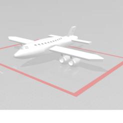 a1.png Télécharger fichier STL Avion • Objet pour imprimante 3D, lacatusrobert