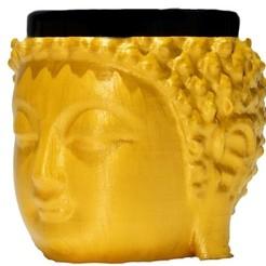 buda internet.jpg Download STL file Mate Gautama Buddha • 3D printable model, Dermi
