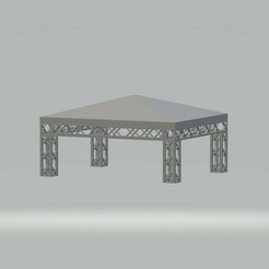 pavilion.jpg Download STL file Pavilion • Template to 3D print, robertraycowdrey