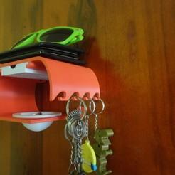DSC03996.JPG Download STL file wallet holder • Object to 3D print, ceguamnr