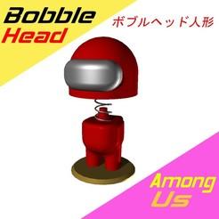 BHAmongUs.jpg Télécharger fichier STL Parmi nous - Bobble Head • Modèle à imprimer en 3D, OsvaldoFilho