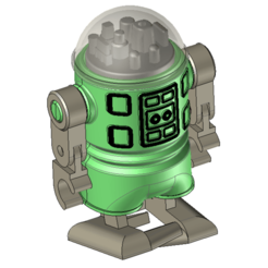 rtrol1.png Download STL file Roby Trol Robot  • 3D printable model, OsvaldoFilho