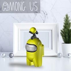 AU-STICKMAN.jpg Télécharger fichier STL PARMI NOUS - STICK MAN • Design pour imprimante 3D, OsvaldoFilho