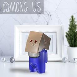AU-BAG.jpg Télécharger fichier STL PARMI NOUS - SAC EN PAPIER • Design imprimable en 3D, OsvaldoFilho