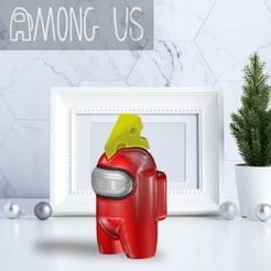 AU-CHEESE.jpg Télécharger fichier STL PARMI NOUS - LE FROMAGE • Objet pour imprimante 3D, OsvaldoFilho