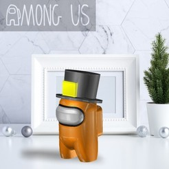 AU-VINTAGECARTOLA.jpg Télécharger fichier STL PARMI NOUS - LE SOMMET DU MILLÉSIME • Modèle imprimable en 3D, OsvaldoFilho
