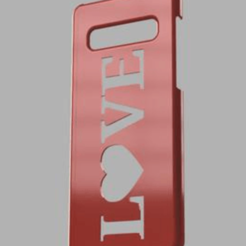 samsung s10 muestra 1.png Download STL file Samsung S10 mobile phone case • Model to 3D print, 3damava