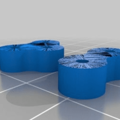 25c68cfa0077ab8c72ea63f2a339af61.png Download free STL file BabyHawk Body Spacers • 3D print model, 1chaosfpv