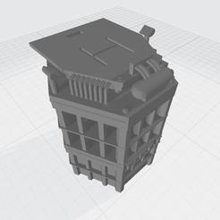 HexHeli.png Download free STL file Mechwarrior/ Battletech Heliport building • 3D printing design, Easy3Dterrain