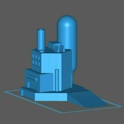MWIndustrial1.jpg Download free STL file Mechwarrior Industrial 1 • 3D printable model, Easy3Dterrain