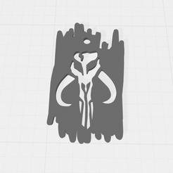 MythosaurSkullKeyring.png Download free STL file Mythosaur Skull Keyring / Stencil • 3D printer model, Easy3Dterrain