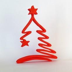 IMG_20201119_110537.jpg Download STL file Christmas Tree • Template to 3D print, marinove