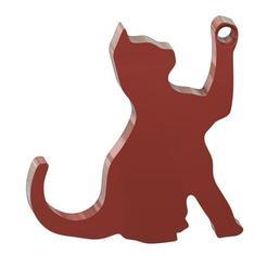 CAT v9.jpg Download STL file CAT • 3D printer object, marinove