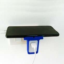IMG_20210108_151305.jpg Download STL file REDMI NOTE 9 PRO DOCK CHARGING WITH CABLE HOLDER • 3D printer design, marinove