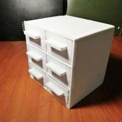 1.jpg Télécharger fichier STL gratuit Boîte à tiroirs • Plan imprimable en 3D, StariseWei