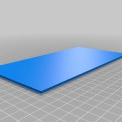 Board101x200mm.png Télécharger fichier STL gratuit Topologie optimisée des branches d'arbres sur une étagère flottante montée sur un mur • Modèle pour imprimante 3D, StariseWei