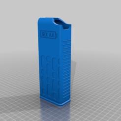ac94ab2d04f99c40b06898eae39c4a2c.png Download free STL file BatteryMag - 10x & 12x AA Dispenser Bodies • 3D print model, guido66611x