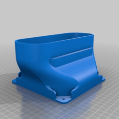 a1fff6910634a43bd925d66295777ce2.png Download free STL file Cooling fan mount for DaVinci, 120mm & 140mm • 3D printing model, guido66611x