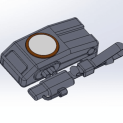 PTW-00-2-PT-0248_The_Division_Shoulder_Beacon.png Télécharger fichier STL gratuit La Division - Shoulder Beacon v2 • Design pour imprimante 3D, guido66611x