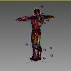 l74012-ironman-rigged-original-model--98611.jpg Download STL file Iron Man rigged 3d model • 3D printer design, nikhilmohan
