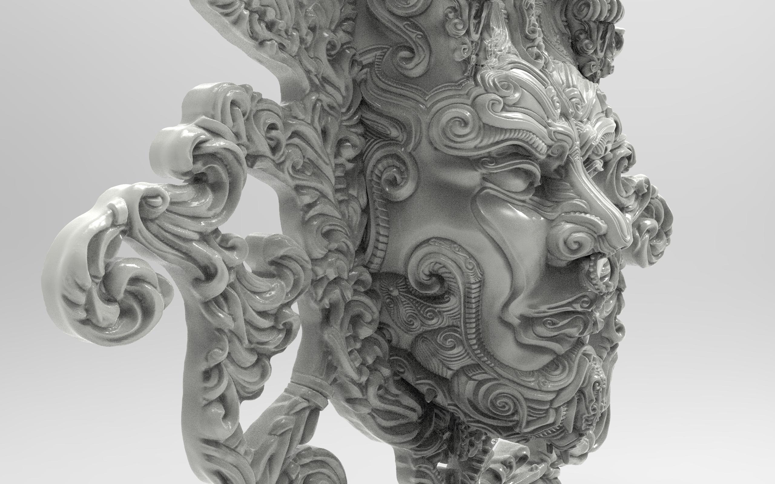 untitled.76.jpg Download OBJ file Arcane • 3D printer design, BLVCKGVLD