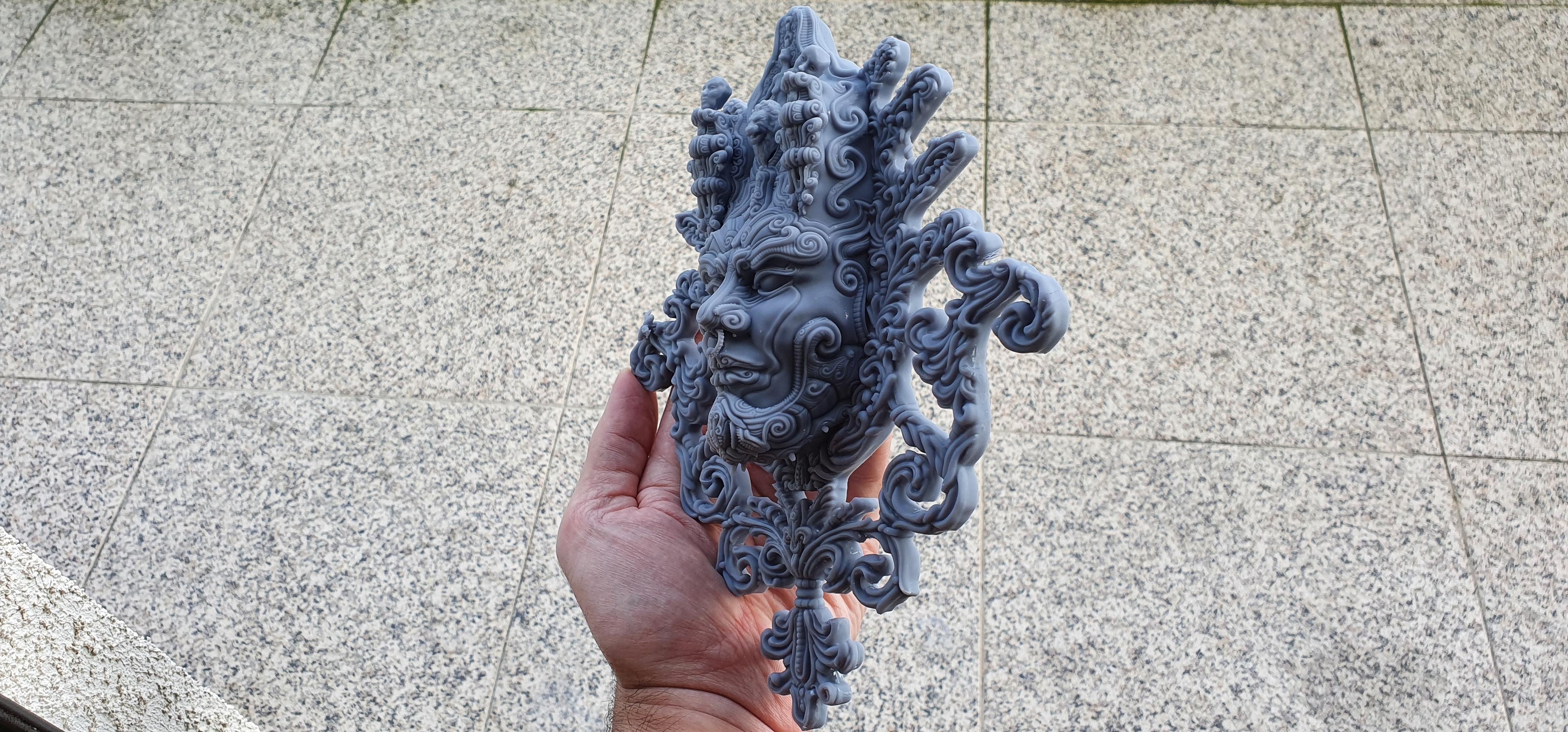 20201230_114917.jpg Download OBJ file Arcane • 3D printer design, BLVCKGVLD