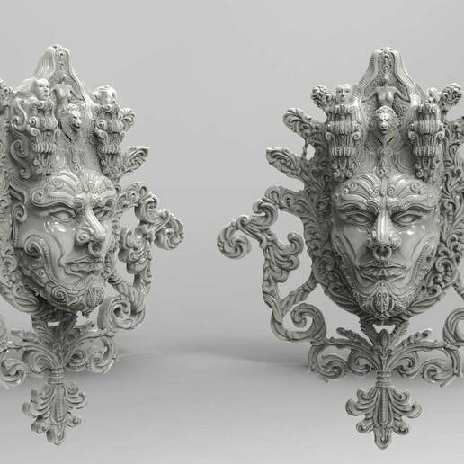 untitled.50.jpg Download OBJ file Arcane • 3D printer design, BLVCKGVLD