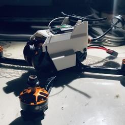 IMG-4085.jpg Télécharger fichier STL Racing Drone/ Eachine tyro99 : couverture améliorée • Design à imprimer en 3D, ArincKuloglu02