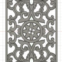 Screenshot 2020-11-20 00.46.52.png Download OBJ file Decorative pattern  • 3D print model, eyesofahunter