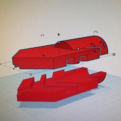 122238512_393325875036326_2304733993497340862_n.jpg Télécharger fichier STL cache flamme style barett • Plan pour imprimante 3D, trexcommander