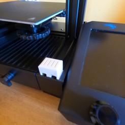 GOPR0192.JPG Download free STL file SD holder for 3D printer • 3D print object, 3Dartoni