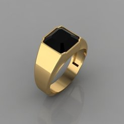 696.jpg Télécharger fichier 3DS Bague en diamant • Design pour imprimante 3D, Neel6462