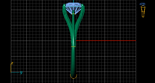 3.jpg Download 3DS file Solitaire ring • Model to 3D print, Neel6462