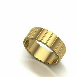 1.jpg Download STL file men ring • Model to 3D print, Neel6462