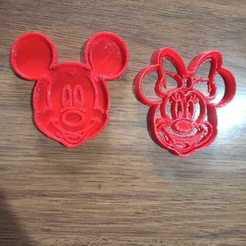 WhatsApp Image 2020-10-20 at 13.43.10 (1).jpeg Download STL file COOKIE CUTTER MICKEY MOUSE • 3D printing template, ByNlomas3d