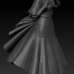 violet evergardeen 2.png Download STL file Violet Evergardeen • 3D printing design, dregans